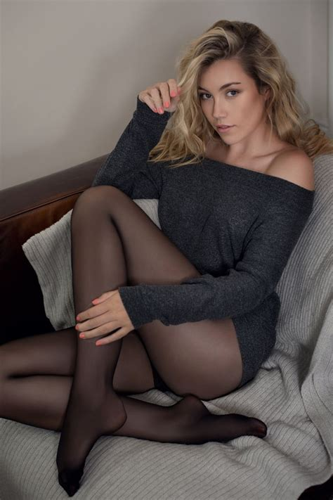 Black stockings naked women jpg 736x1104